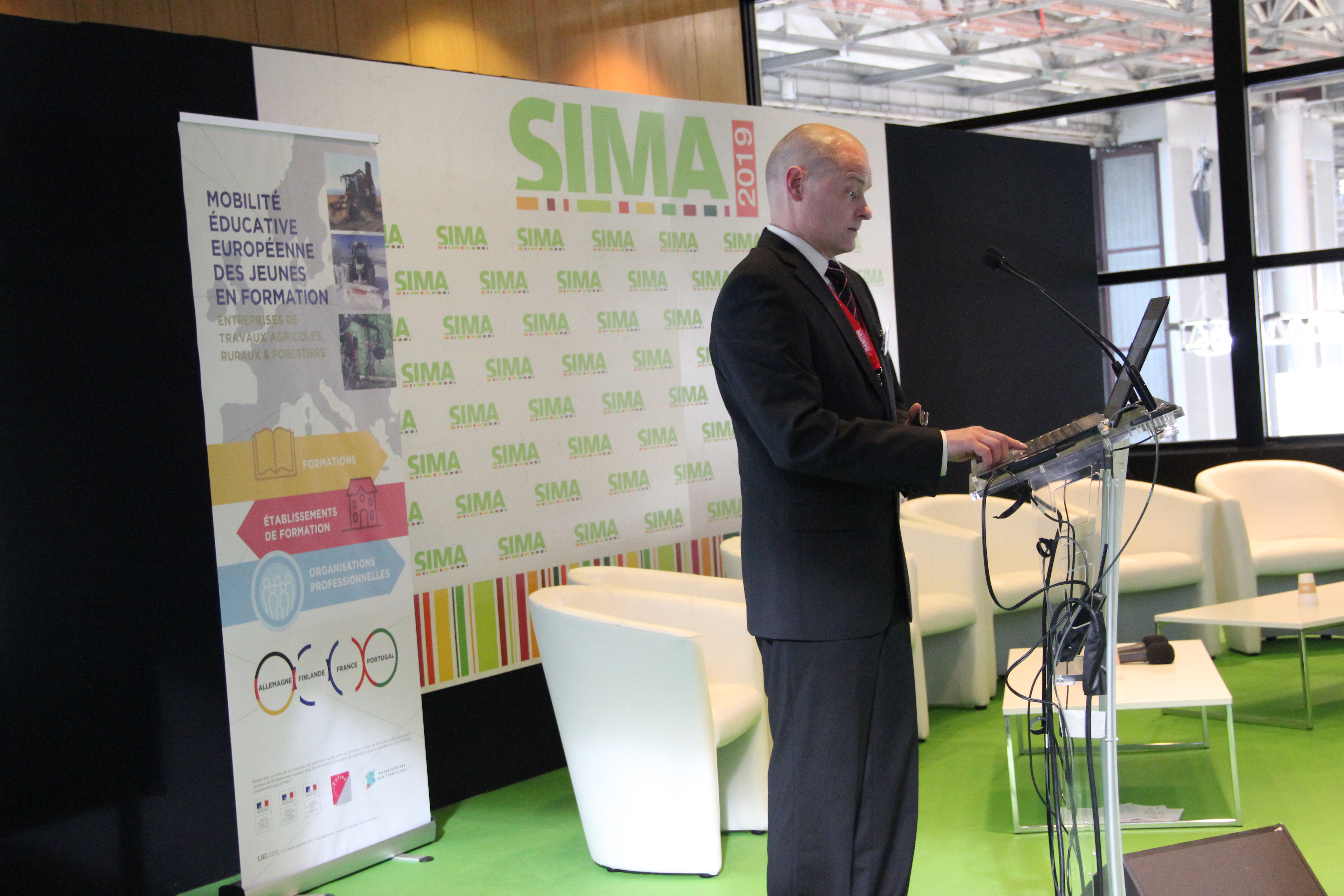 Tommi Anttonen, Directeur du centre de formation de Riveria - www.riveria.fi